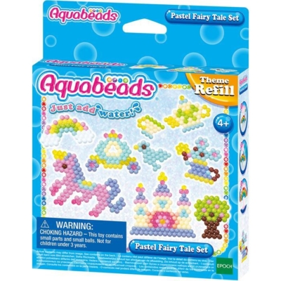 Aquabeads Zestaw pastelowej Bajkolandii.jpg