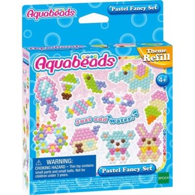 Aquabeads Zestaw pastelowych Fantazji.jpg