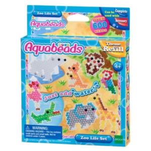 Aquabeads Zestaw zwierzątek z zoo.jpg