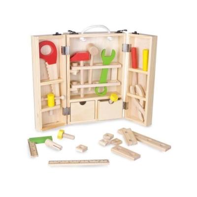 Drewniana skrzynka z narzędziami, ClassicWorld.jpg