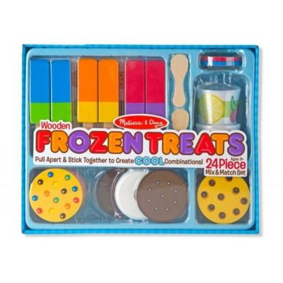 Drewniane lody zestaw do zabawy w lodziarnię.jpg
