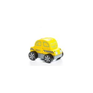 Drewniany samochodzik Taxi.jpg