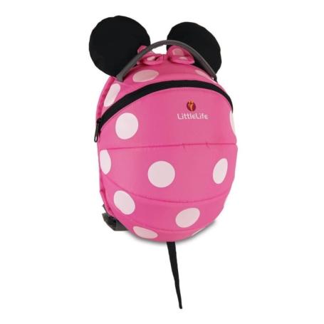 Duży Plecak LittleLife Disney Myszka Minnie - PINK.jpg