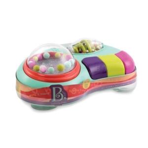 Fasolka - konsolka z przyssawkami do blatu, B.Toys.jpg