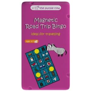 Gra magnetyczna The Purple Cow - Drogowe Bingo.jpg