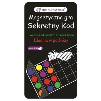 Gra magnetyczna The Purple Cow - Sekretny Kod.jpg