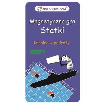 Gra magnetyczna The Purple Cow - Statki.jpg