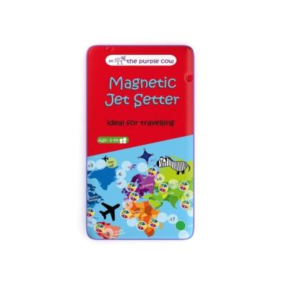 Gra magnetyczna The Purple Cow - Wyścig dookoła ś.jpg