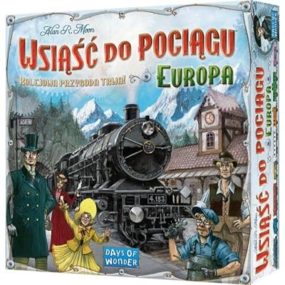 Gra planszowa - Wsiąść do Pociągu: Europa.jpg