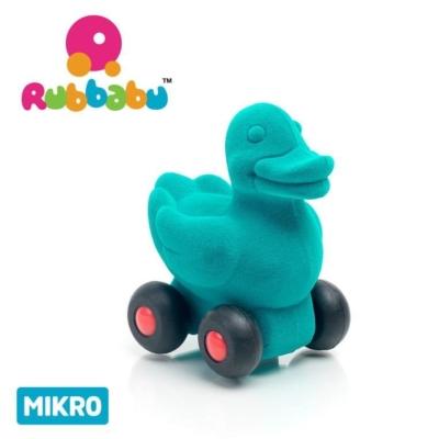 Kaczka – pojazd sensoryczny turkusowy mikro.jpg