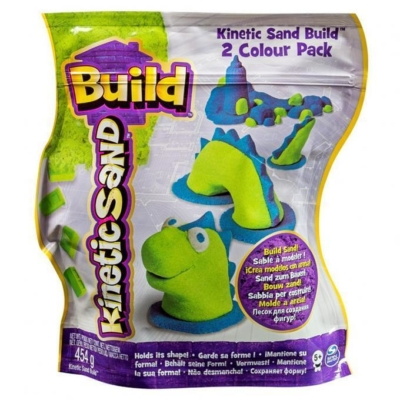 Kinetic Sand Build - piasek konstrukcyjny 2 kolory.jpg