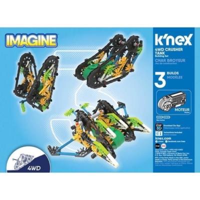 Klocki konstrukcyjne K'nex Imagine - Czołg 4WD.jpg