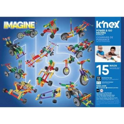 Klocki konstrukcyjne K'nex Imagine - Wyścigówki .jpg