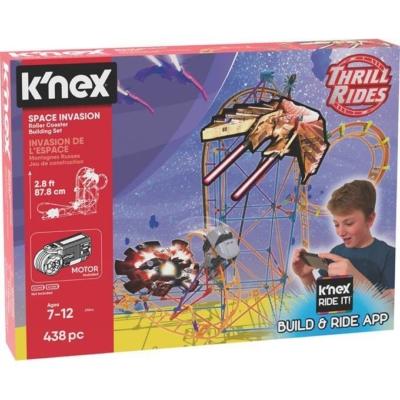 Klocki konstrukcyjne K'nex Kosmiczna Inwazja.jpg
