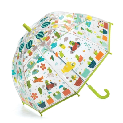Kolorowa parasolka - Żabki.jpg