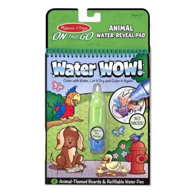 Kolorowanka wodna Water WOW - Zwierzaki.jpg