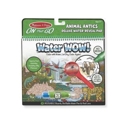Kolorowanka wodna Water WOW - Zwierzęta.jpg