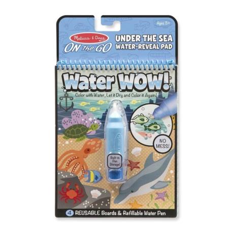Kolorowanka wodna Water Wow - Podwodny Świat.jpg