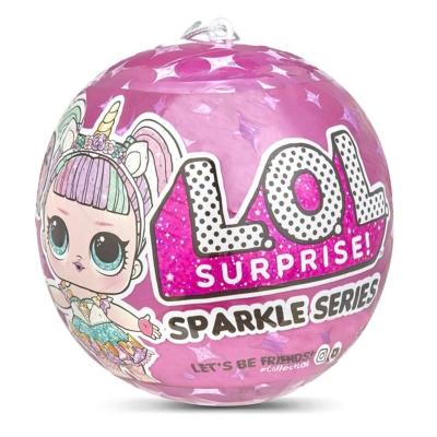 L.O.L. SURPRISE - Sparkle - Błyszcząca Laleczka .jpg
