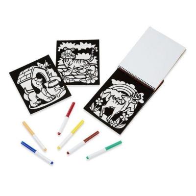 Magic velvet - Kolorowanka welwetowa - Zwierzęta.jpg
