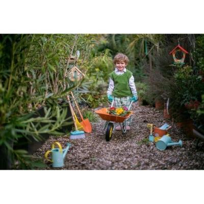 Mały ogrodnik Zestaw narzędzi ogrodowych z konewką.jpg