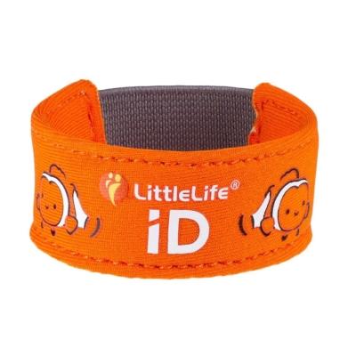 Neoprenowa opaska informacyjna ID LittleLife.jpg