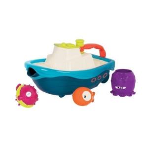 Off the Hook–łódka–kuter z akcesoriami do kąpieli.jpg
