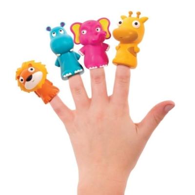 Pacynki na palce - Zwierzaki z ZOO.jpg