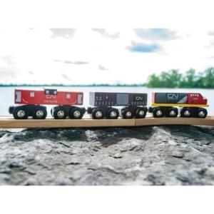 Pociąg CN Kolej Kanadyjska.jpg