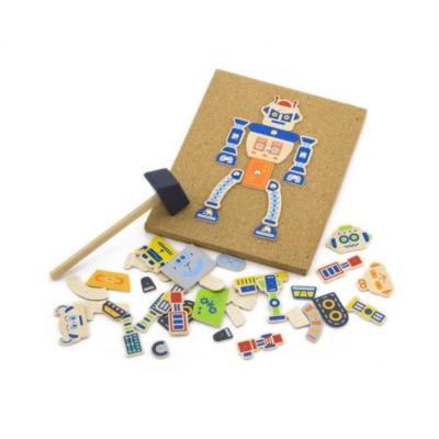 Przybijanka korkowa Roboty, Viga.jpg