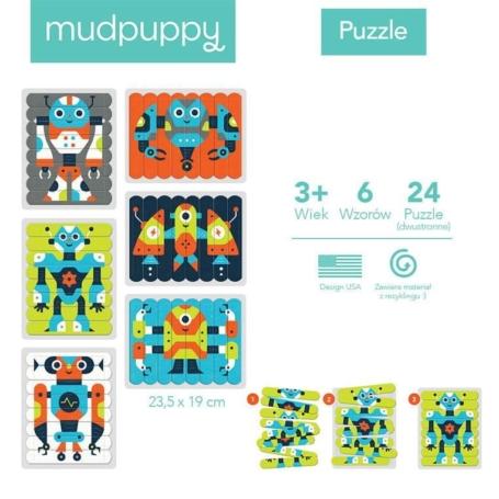 Puzzle Patyczki Roboty 24 elementy 3+.jpg