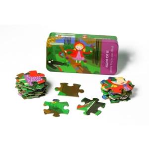 Puzzle The Purple Cow - Czerwony Kapturek 35 el.jpg