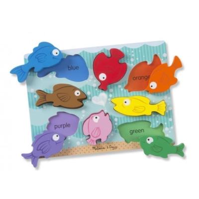 Puzzle drewniane - Kolorowe rybki.jpg