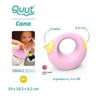 QUUT Konewka mała Cana Sweet pink + Yellow stone.jpg