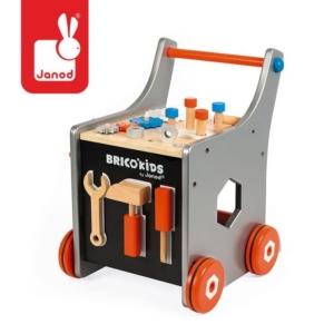 Wózek warsztat magnetyczny z narzędziami Brico .jpg