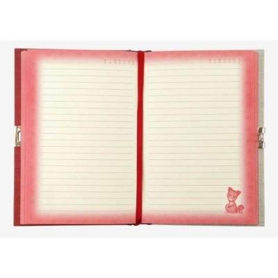Zamykany pamiętnik Santoro - Gorjuss Little Red.jpg