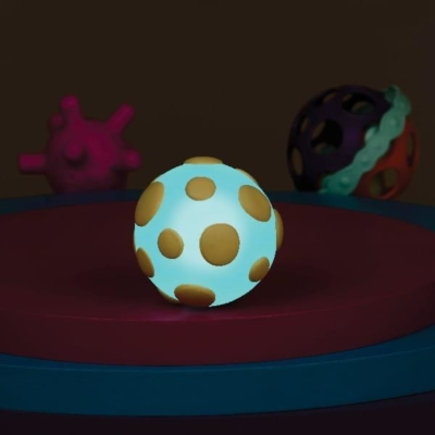 Zestaw piłek sensorycznych z piłką świecącą.jpg