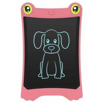 Znikopis Tablet kolorowy LCD - Różowa żabka.jpg