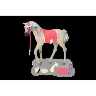 Źrebak rasy Mustang z akcesoriami dla lalek OG.jpg