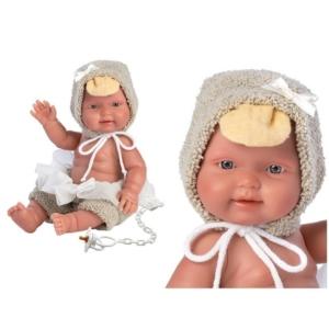 Hiszpańska lalka bobas chłopiec Bebito Kaczorek.jpg