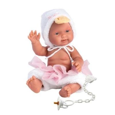 Hiszpańska lalka bobas dziewczynka Bebita Kaczuszk.jpg