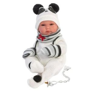 Hiszpańska lalka bobas dziewczynka Bimba Panda.jpg