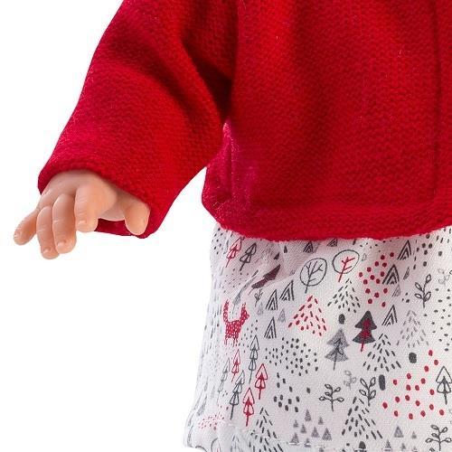 Hiszpańska lalka dziewczynka Aitana w sweterku.jpg