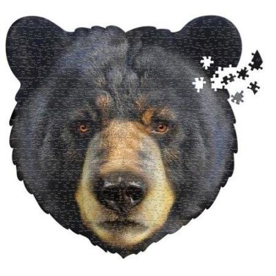 Puzzle I AM BEAR - Niedźwiedź.jpg