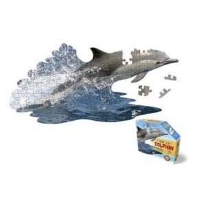 Puzzle I AM LIL' - DOLPHIN - Delfin.jpg