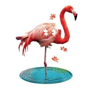 Puzzle I AM LIL' - FLAMINGO - Flaming.jpg